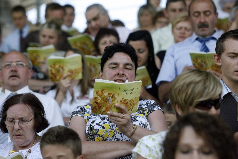 Najazd świadków Jehowy Na Wrocław Dzienniklodzkipl