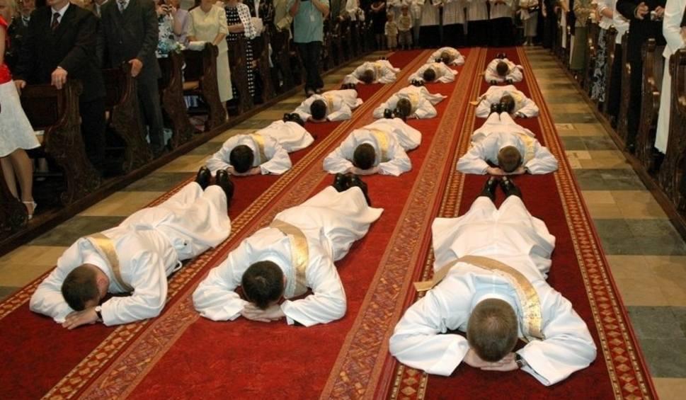 Wyświęcenia kapłańskie