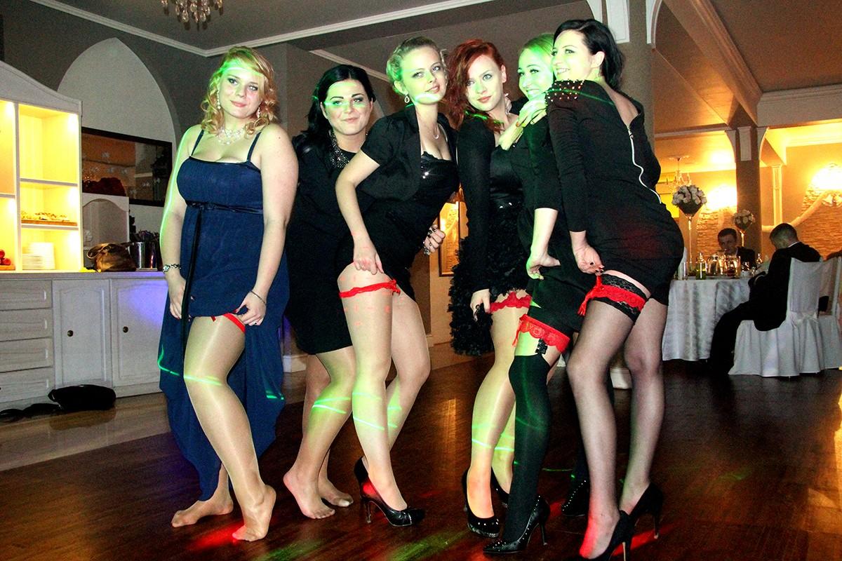 Studniówka 2013: Miss Czerwonej Podwiązki na studniówce