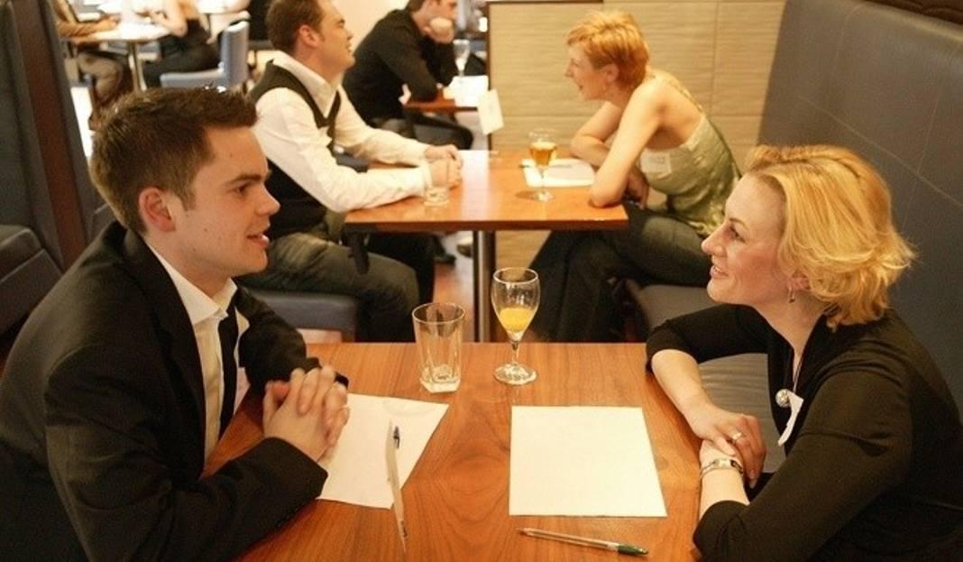 dobre pytania, szybkie randki