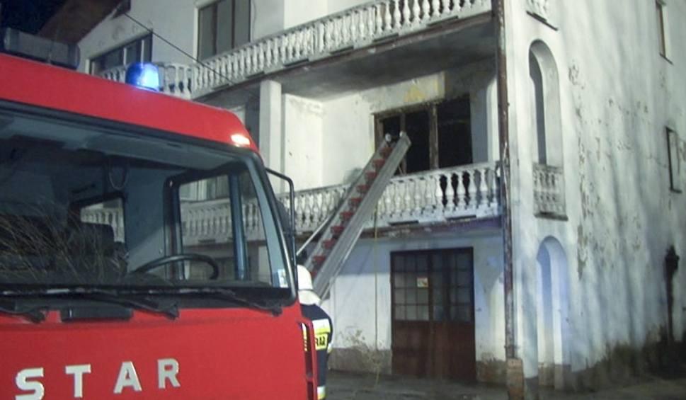 śmiertelny Pożar W Aleksandrowie Zaprószenie Ognia Dzienniklodzkipl