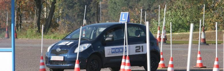 Kursanci skarżą się na przebieg egzaminów na prawo jazdy