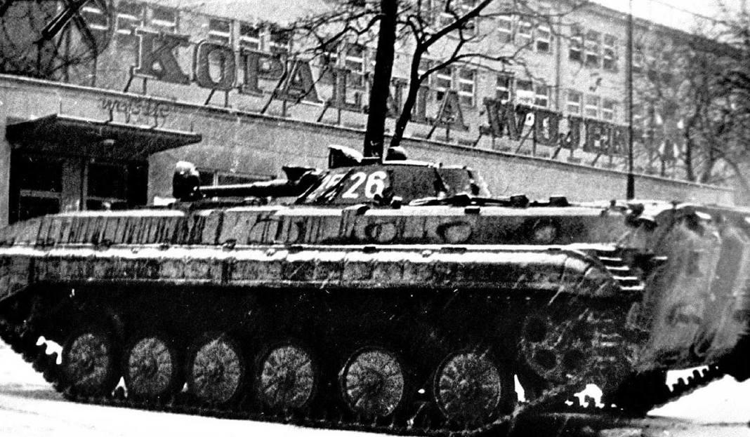 Znalezione obrazy dla zapytania czołgi w katowicach