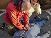 Utrata przytomności, omdlenia, wstrząs, duszności - pierwsza pomoc