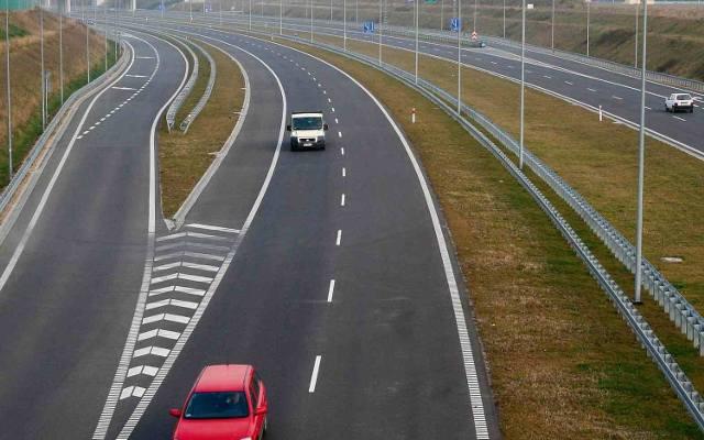 Autostrada A1 Zjazdy Mapa Dziennikzachodni Pl