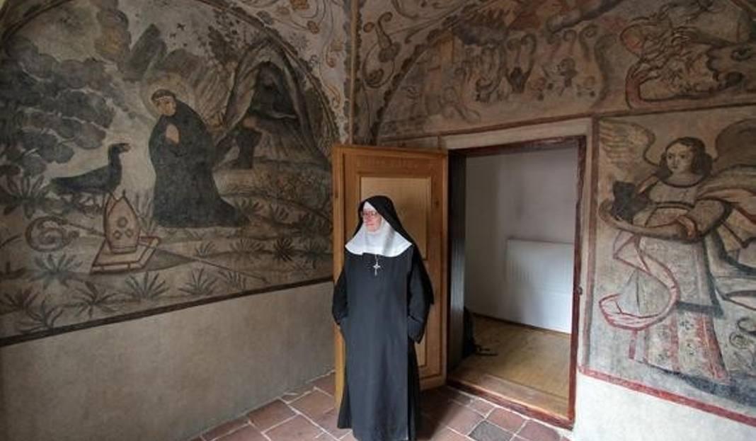 Dzień z życia mniszek z klasztoru Benedyktynek w Staniątkach [ZDJĘCIA]