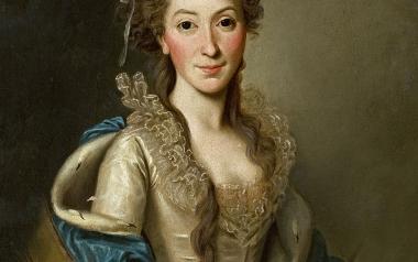 Izabela z Flemmingów Czartoryska (1746-1835)