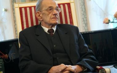prof. Andrzej Nikodemowicz (1925 r.)