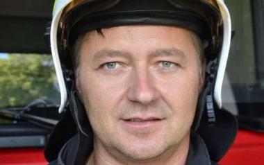 Piotr Ganda OSP Kuślin - pow. nowotomyski
