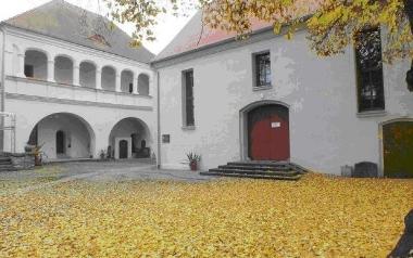 Zamek Piastowski w Krośnie Odrzańskim