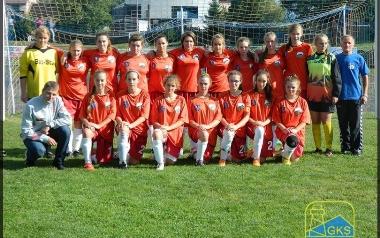 GKS Glinik Gorlice Girls - drużyna dziewcząt