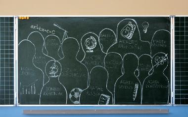 """Klasa I A, Społeczne Liceum Ogólnokształcące T.O. """"Lykeion"""""""