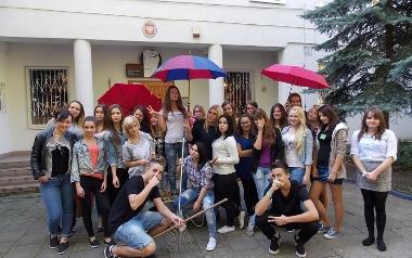 Klasa IA Technikum, Łódzka Szkoła Mody - Kosmetologii - Fryzjerstwa Anagra