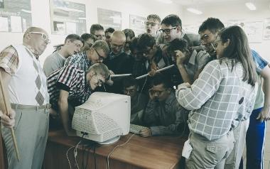 Klasa II b, Technikum informatyczne, Zespół Szkół Elektryczno-Elektronicznych w Radomsku