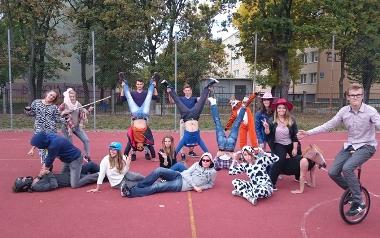 Klasa II E, XXV Liceum Ogólnokształcące w Łodzi