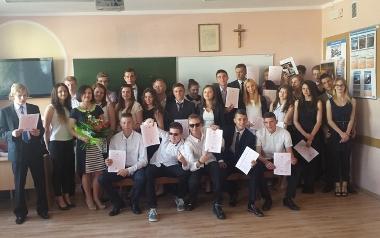 Klasa II TL2, Zespół Szkół nr 1 w Wieluniu