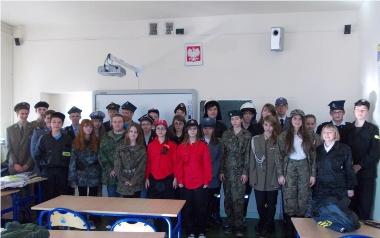 Klasa III A, Gimnazjum nr 1 w Koluszkach