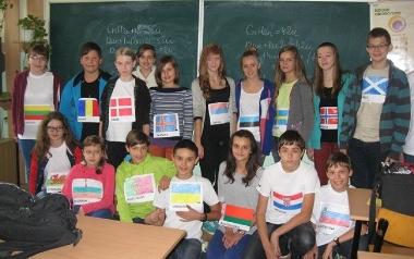 Klasa III A, Gimnazjum nr 3 im. Ignacego Krasickiego w Skierniewicach