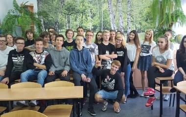 Klasa III C, Gimnazjum nr 2 z Oddziałami Sportowymi im. Wieluńskich Batalionów Obrony Narodowej w Wieluniu