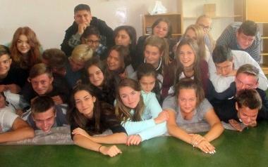 Klasa III C, Zespół Szkół nr 1, Gimnazjum nr 1 w Koluszkach