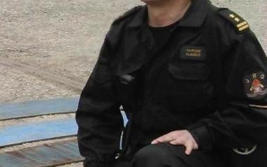 brygadier Dariusz Kleszcz Komenda Miejska PSP w Dąbrowie Górniczej