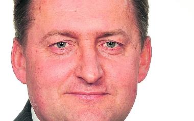 Dariusz Skiba, burmistrz Bodzentyna