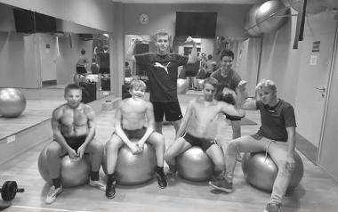 GKS Szombierki Bytom klasa sportowa w Gimnazjum nr 7
