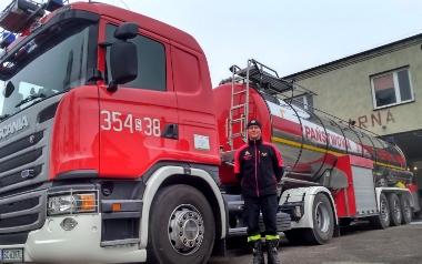 Norbert Nowak, Komenda Miejska Państwowej Straży Pożarnej w Częstochowie