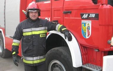 St. asp. Robert Cacoń - Ruda Śląska