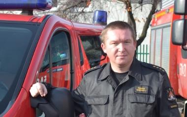 St. kpt. Tomasz Maruszyj