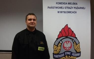 Tomasz Drukała, KM PSP Mysłowice, młodszy kapitan