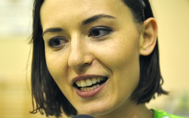 Żaneta Baran (siatkówka, pow.zielonogórski)