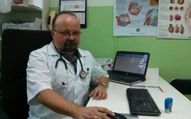 Andrzej Szymaniak, lekarz rodzinny, internista