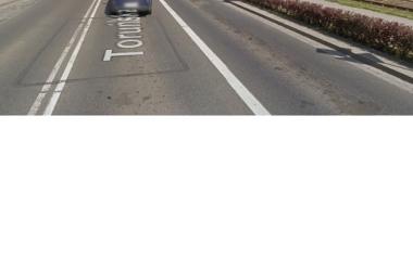 Brak zielonej strzałki z ul. Toruńskiej w kierunku mostów Jagiellońskich