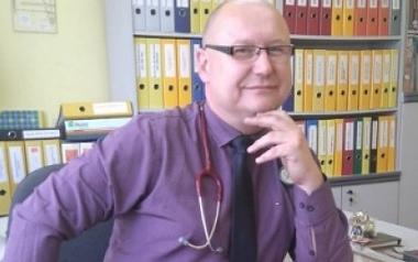 Jerzy Walczak, lekarz rodzinny, specjalista chorób wewnętrznych