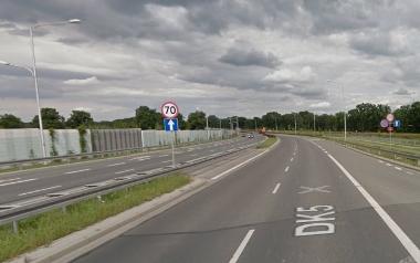 Ograniczenia 60 i 70 km/h na obwodnicy śródmiejskiej
