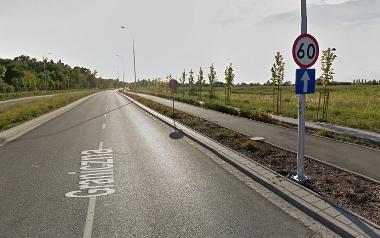 Ograniczenia prędkości na ul. Granicznej