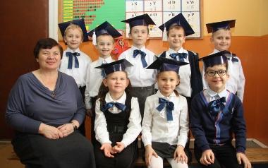 Ruda Strawczyńska. Szkoła Podstawowa w Rudzie Strawczyńskiej.