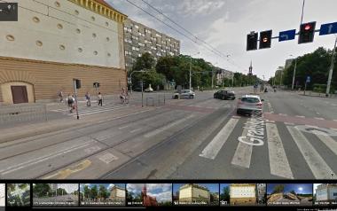 Zakaz zawracania na całej ulicy Grabiszyńskiej