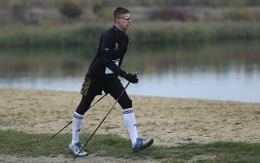 Jakub Deląg (mistrz nordic walking)