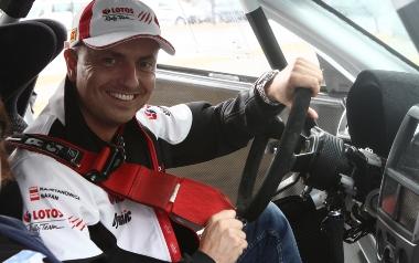 Kajetan Kajetanowicz (rajdy samochodowe, Lotos Rally Team)