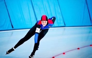 Karolina Gąsecka (IUKS Dziewiątka, łyżwiarstwo szybkie)