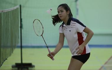 Karolina Władzińska (Ruch Piotrków, badminton)