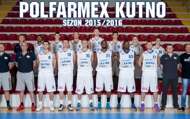 Koszykarze Polfarmeksu Kutno
