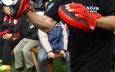 Marek Mazur (Marky Mark, sporty walki)