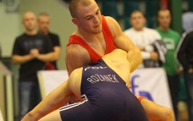 Mateusz Bernatek (AKS Piotrków, zapasy)