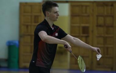 Mateusz Danielak (Ruch Piotrków, badminton)