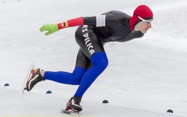 Mateusz Owczarek (KS Pilica, łyżwiarstwo szybkie)