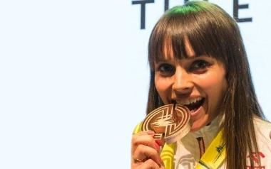Monika Szczęsna (lekka atletyka, AZS AWF Katowice)