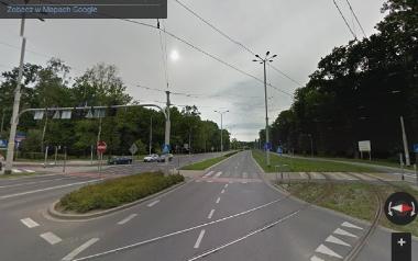 Ograniczenie do 40 km/h na dojeździe na Kozanów, między ul. Milenijną a Kozanowską